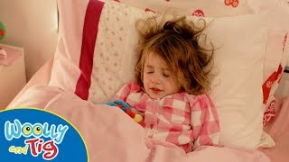 Woolly and Tig - Good Night Sleep Tight   TV Show for Kids   Toy Spider