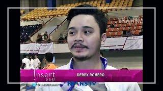 Derby Romero Ternyata Mantan Atlet Anggar