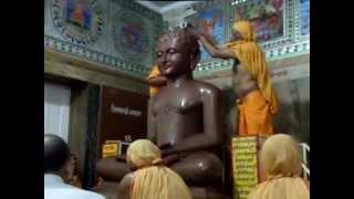 Lord Mahavira's Abhishek of Aaichhetra!!