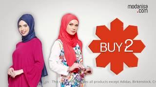 Buy 2 Get 1 Free | modanisa.com