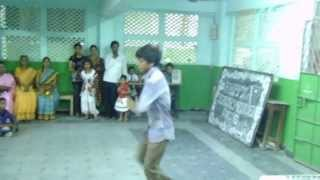peecha choote dance by binod hamal