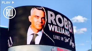Robbie Williams | Vloggie Williams Episode #75 - Vegas: Three shows down