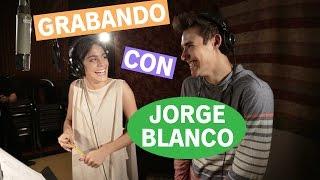 Grabando con JORGE BLANCO #TiniDerFilm | TINI