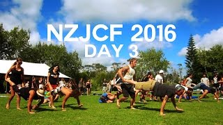New Zealand Juggling & Circus Festival 2016 - Day 3