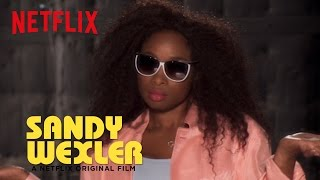 Sandy Wexler | Behind the Tunes of Courtney Clarke | Netflix