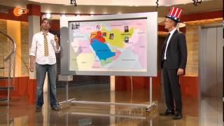 Die Anstalt: Der Kampf gegen den Terrorismus 23.09.2014 IRAK | IRAN | ISIS - Bananenrepublik