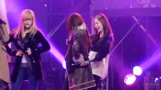 [Fancam] 101217 SNSD Yoona - Hoot @ MuBank Rehearsal