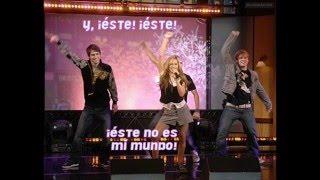 Ashley Tisdale-Not Like That (en español!!)