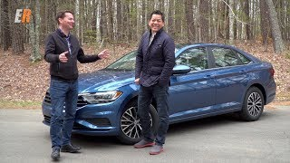 2019 VW Jetta Review - Bigger, More Features,  and Better?
