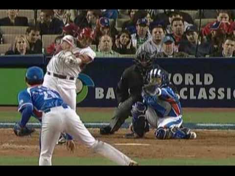 Los Mejores Jonrones De Venezuela En El Clasico Mundial De Beisbol
