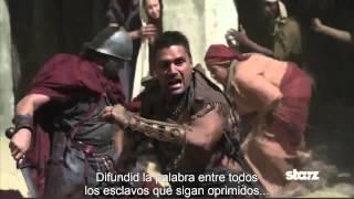Spartacus: Venganza. En DVD y Blu Ray el 3 de Julio