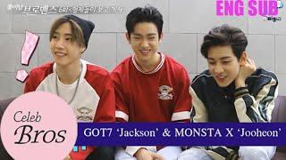 Jackson & Jooheon, Celeb Bros S5 EP6