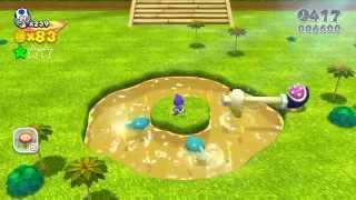 Super Mario 3D World - 100% Walkthrough - Parte 28 di 30
