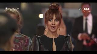 """السفيرة عزيزة - إطلالات الفنانات في """" مهرجان القاهرة السينمائي الدولي """""""