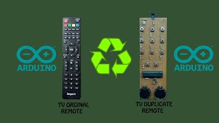 HOW TO MAKE A ARDUINO UNIVERSAL REMOTE CONTROLLER