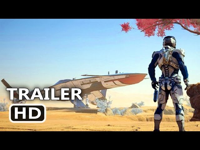 PS4 - Mass Effect Andromeda : Tempest and Nomad Briefing Trailer