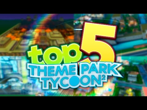 Top 5 Best Parks In Theme Park Tycoon Roblox Playithub