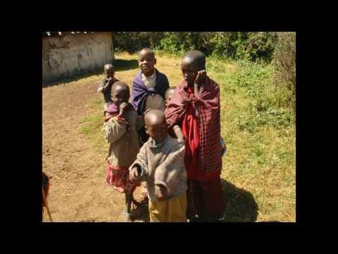 Visita a una tribu MASAI en el Norongoro.m2ts