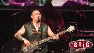 Dahong Palay live at The 'Stig Awards