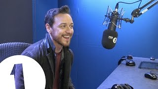 James McAvoy sings Kelly Rowland