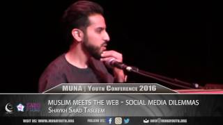 Social media for muslim youth and young sisters