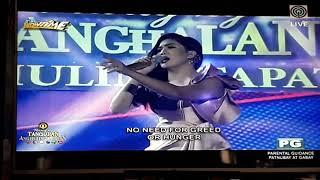 Remy Luntayao Nag-whistle sa Tawag ng Tanghalan! Grabe!!!
