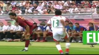 Cristiano Ronaldo vs Iran N WC2006