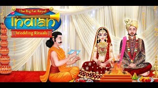 The Big Fat Royal Indian Wedding Rituals - Royal Indian Wedding Trailer By GameiCreate
