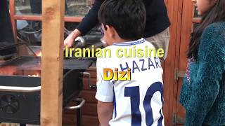 روش پخت دیزی/ آبگوشت     How to cook dizi  Abgusht