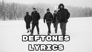 Deftones - Phantom Bride w/ lyrics