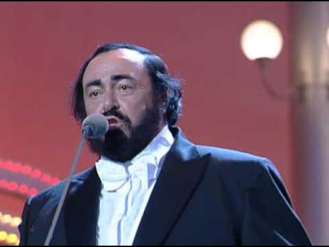 Enrique Iglesias & Luciano Pavarotti Cielito Lindo