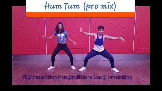 BObby-Hum Tum Ek Kamre Mein Band Hon-bollywood dance style -(pro remix)