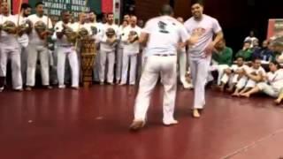 ABADÁ CAPOEIRA - JOGOS EUROPEUS 2016 - CATEGORIA A - SÃO BENTO GRANDE - GUIMARAES/PORTUGAL