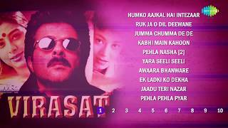 Top 100 Bollywood Songs From 90's  90's  HD Songs  One Stop Jukebox