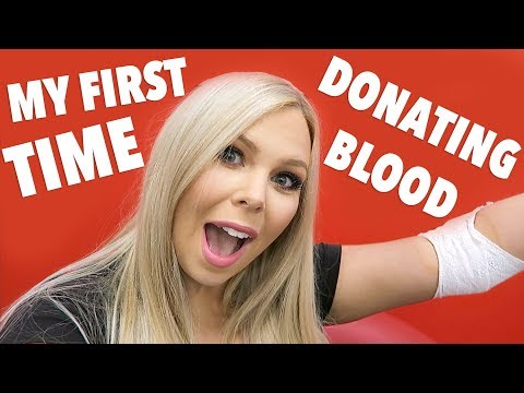 Xxx Mp4 DONATING BLOOD FOR THE FIRST TIME 3gp Sex