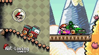 If YOSHI'S ISLAND had more TRANSFORMATIONS!