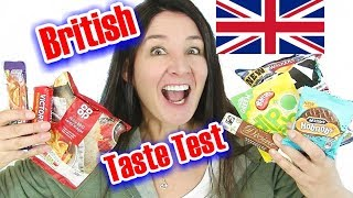 British Taste Test HobNobs Sour Dip Dab and Forge For Strength