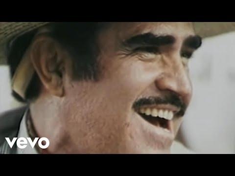 Vicente Fernández Aunque Mal Paguen Ellas