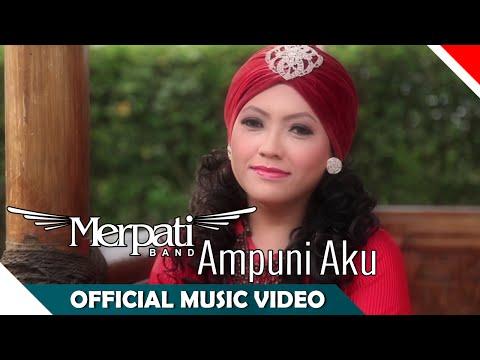 Merpati Band Ampuni Aku Official Music Video NAGASWARA