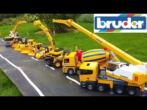 Xxx Mp4 BRUDER TOYS BEST OF 2016 Trucks Tractors Excavators For Kids 3gp Sex