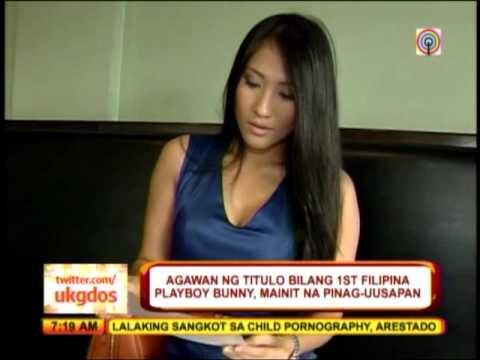 Ex-Viva Hot Babe scores Pinay Playboy bunny