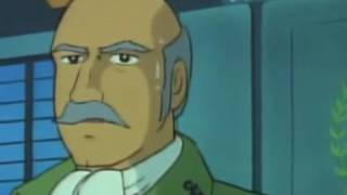 Star Blazers The Comet Empire Episode 8