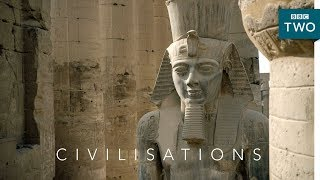 Purpose built monumental statues of the pharaoh, Ancient Egypt | Civilisations - BBC Two