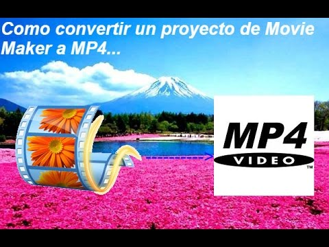 Xxx Mp4 Como Convertir Proyectos De Movie Maker A MP4 TutosPC 3gp Sex