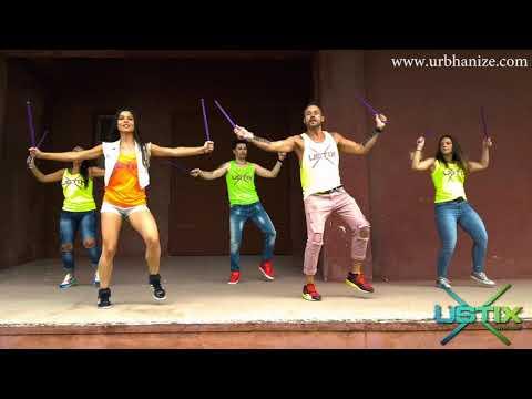 Andra - Sudamericana (feat. Pachanga) USTIX by Urbhanize® Choreography