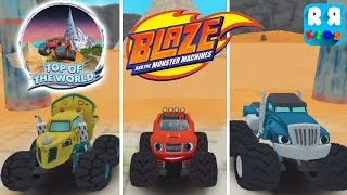 Blaze and the Monster Machines - Top Of The World Track