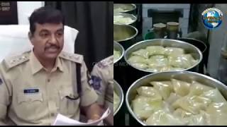 Two Person Held for Preparing Ghee by Melting Palm Oil, Dald & Ghee Flavour Chemical by Police