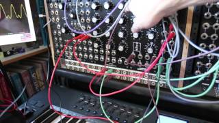 Demonstration of the CZ-1 chip by dsp synthesizers