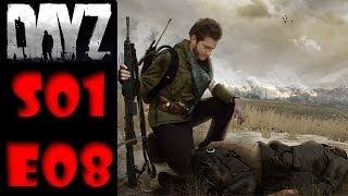 Aventuras em DayZ S01E08 - Compilação de mortes! Testando novo servidor! Corre Zumbi!