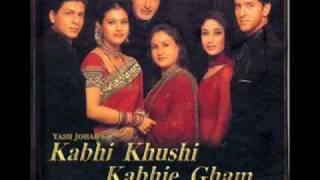 kabhi khushi kabhi gham shava shava
